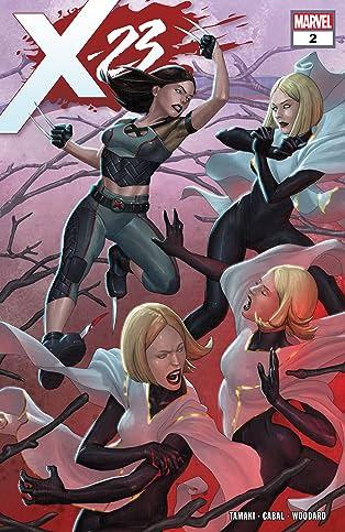 X-23 (2018-) #2