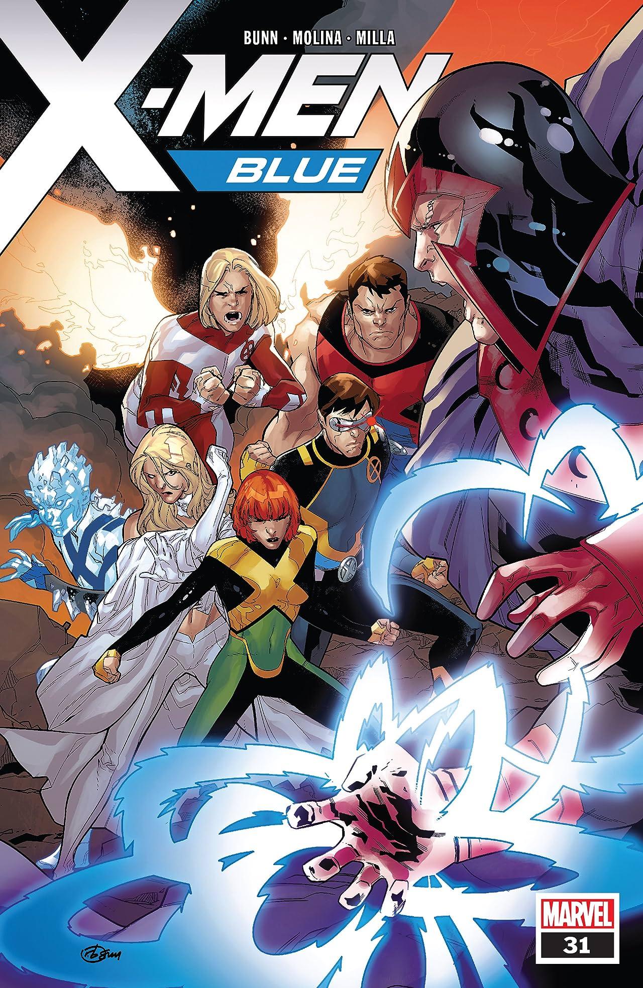 X-Men Blue (2017-) No.31