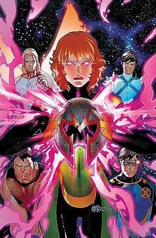 X-Men Blue (2017-) #32