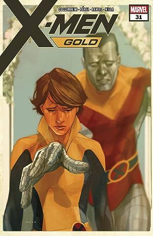 X-Men Gold (2017-) #31