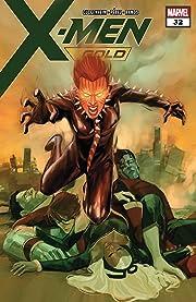 X-Men Gold (2017-2018) #32