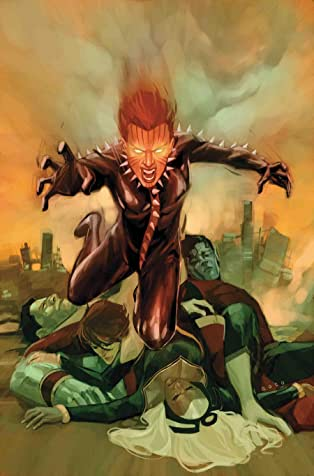 X-Men Gold (2017-) #32