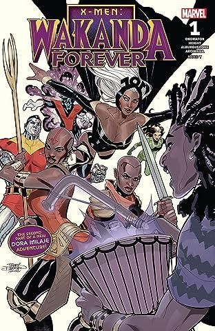 X-Men: Wakanda Forever (2018) No.1