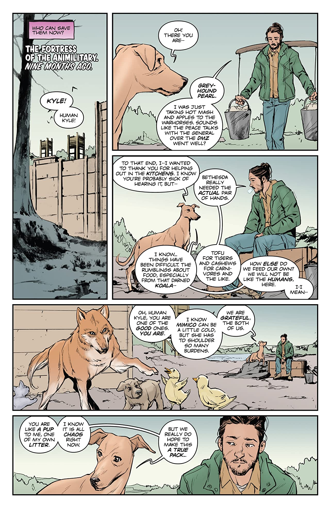 Animosity #16