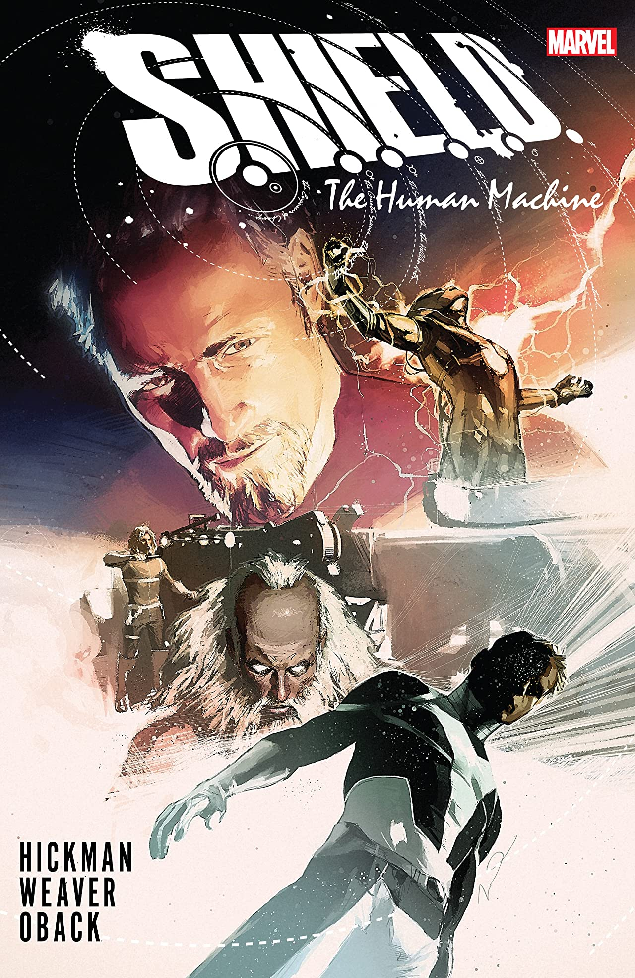 S.H.I.E.L.D. by Hickman & Weaver: The Human Machine
