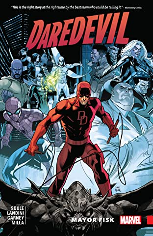 Daredevil: Back In Black Tome 6: Mayor Fisk