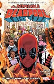 Despicable Deadpool Vol. 3: The Marvel Universe Kills Deadpool