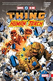 Marvel Two-In-One Vol. 1: Fate Of The Four