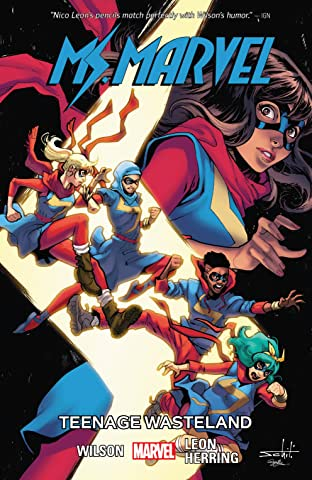 Ms. Marvel Tome 9
