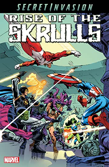 Secret Invasion: Rise Of The Skrulls