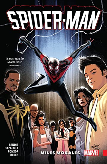 Spider-Man: Miles Morales Vol. 4