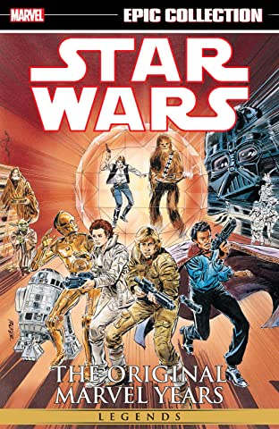 Star Wars Legends Epic Collection: The Original Marvel Years Tome 3