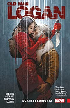 Wolverine: Old Man Logan Vol. 7: Scarlet Samurai