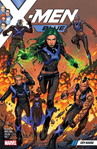 X-Men Blue Tome 4: Cry Havok
