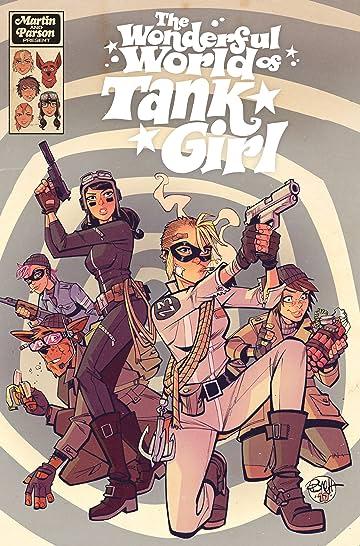 The Wonderful World of Tank Girl
