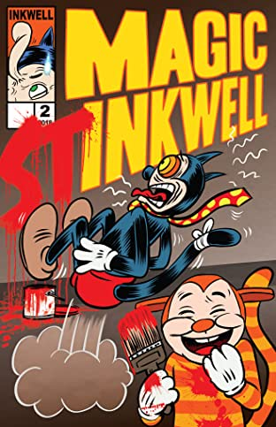 Magic Inkwell #2