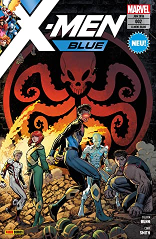 X-Men: Blue Vol. 2: Widerstand