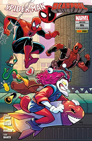 Spider-Man/Deadpool Vol. 4: Jagd auf Slapstick