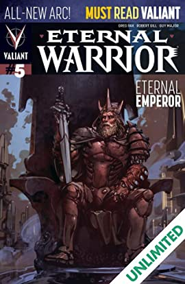 Eternal Warrior (2013- ) #5: Digital Exclusives Edition