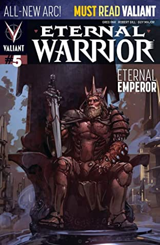 Eternal Warrior (2013- ) No.5: Digital Exclusives Edition
