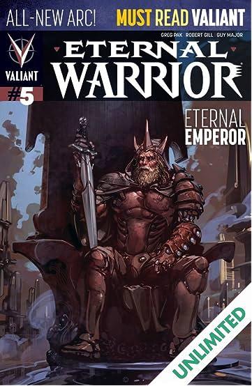 Eternal Warrior (2013- ) #5: Digital Exclusives Edition