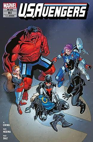 U.S.Avengers Vol. 2: Trauer und Triumph