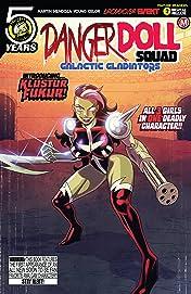 Danger Doll Squad: Galactic Gladiators #2