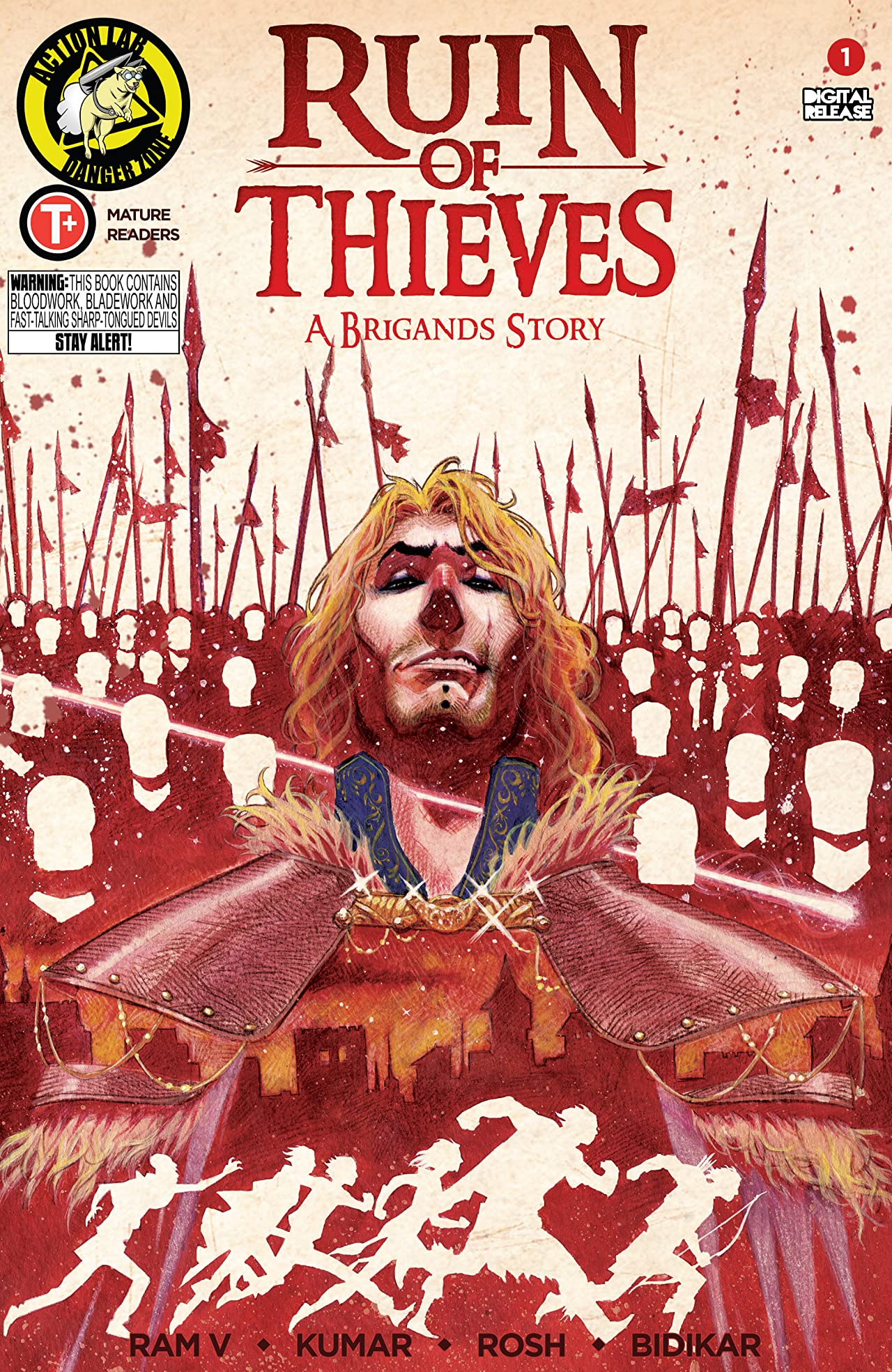 Ruin of Thieves: A Brigands Story #1