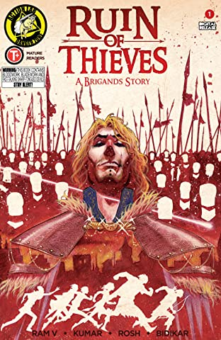 Ruin of Thieves: A Brigands Story No.1