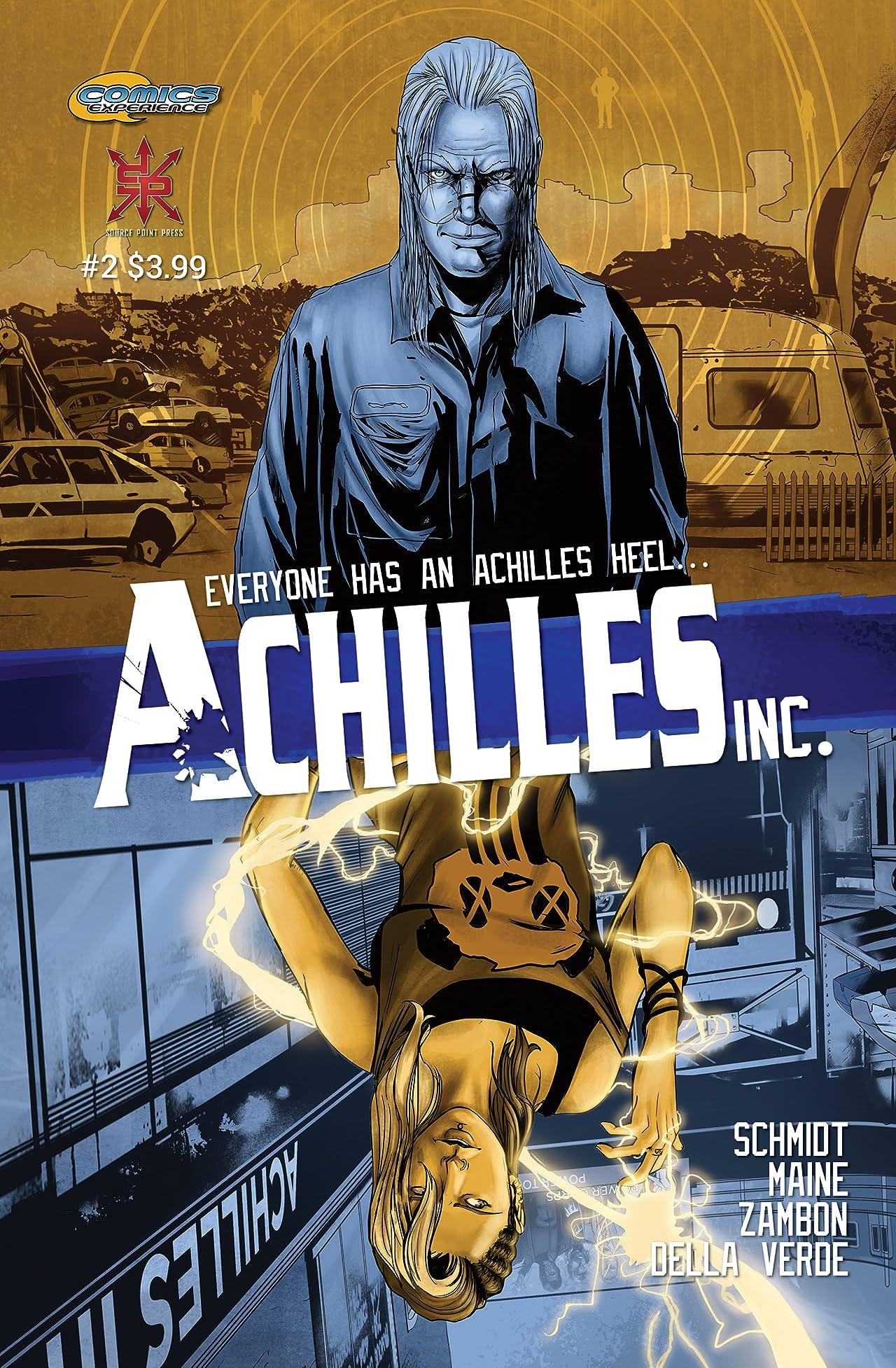 Achilles, Inc #2