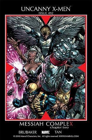 Uncanny X-Men (1963-2011) No.492
