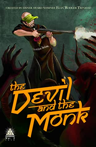 The Devil and the Monk #2