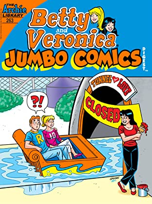 Betty & Veronica Comics Digest #263