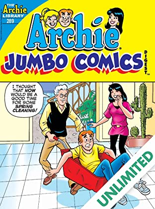 Archie Comics Double Digest #289