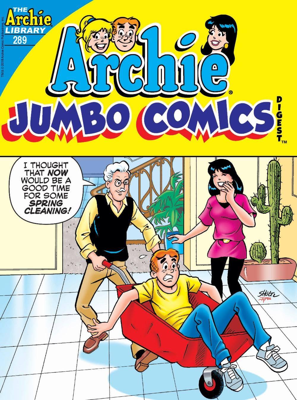 Archie Comics Double Digest #289