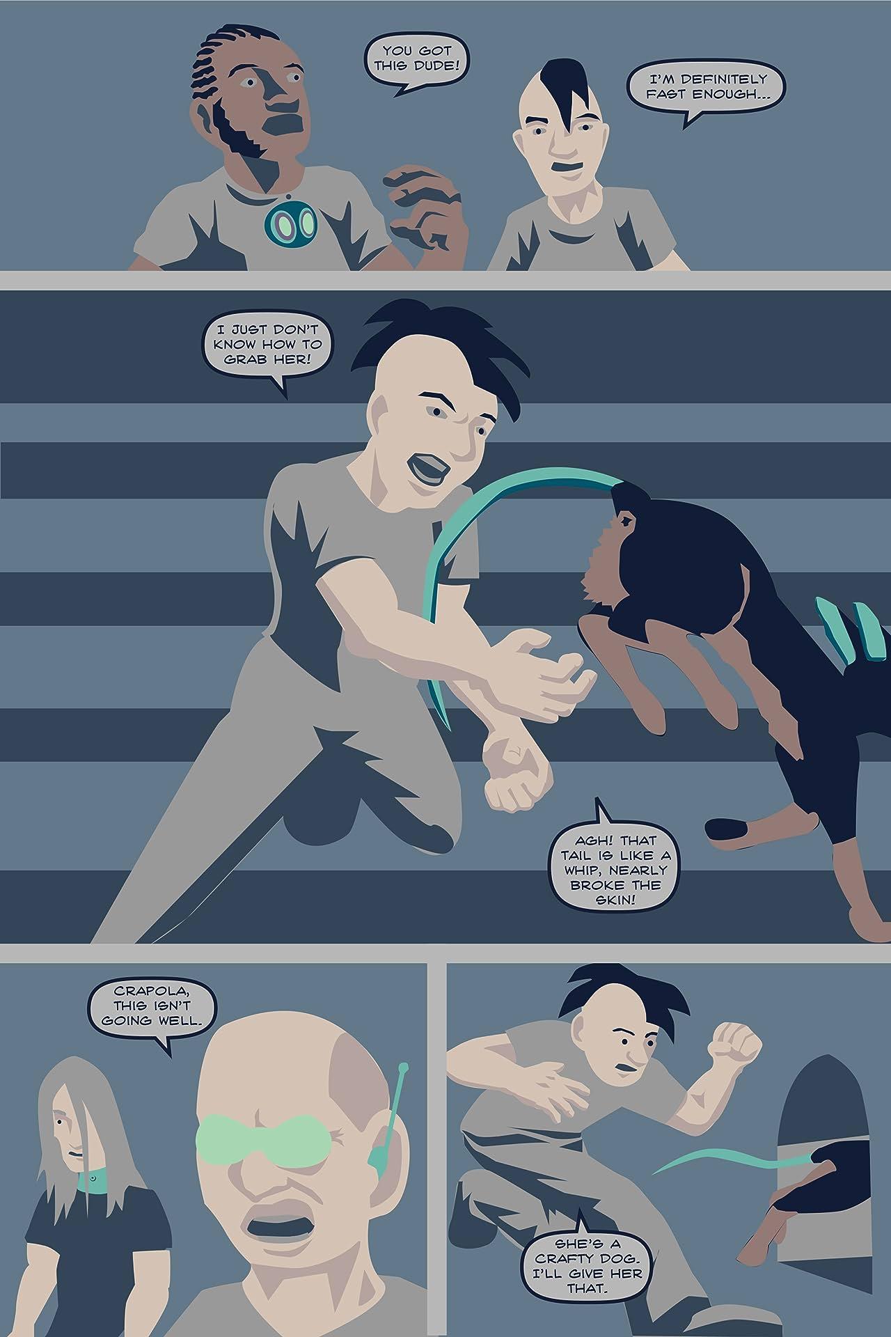 Cyber Punks #3