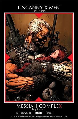 Uncanny X-Men (1963-2011) No.493