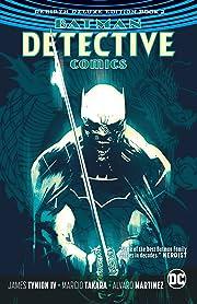 Batman - Detective Comics: The Rebirth Deluxe Edition Book 2