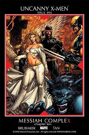 Uncanny X-Men (1963-2011) No.494