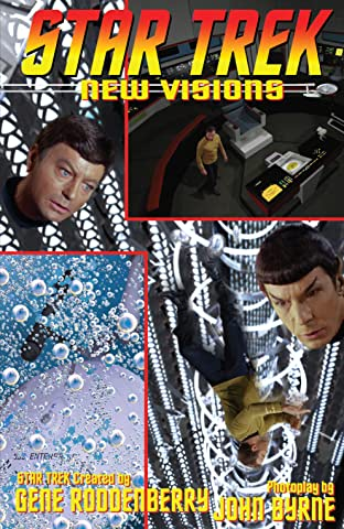 Star Trek: New Visions Vol. 7
