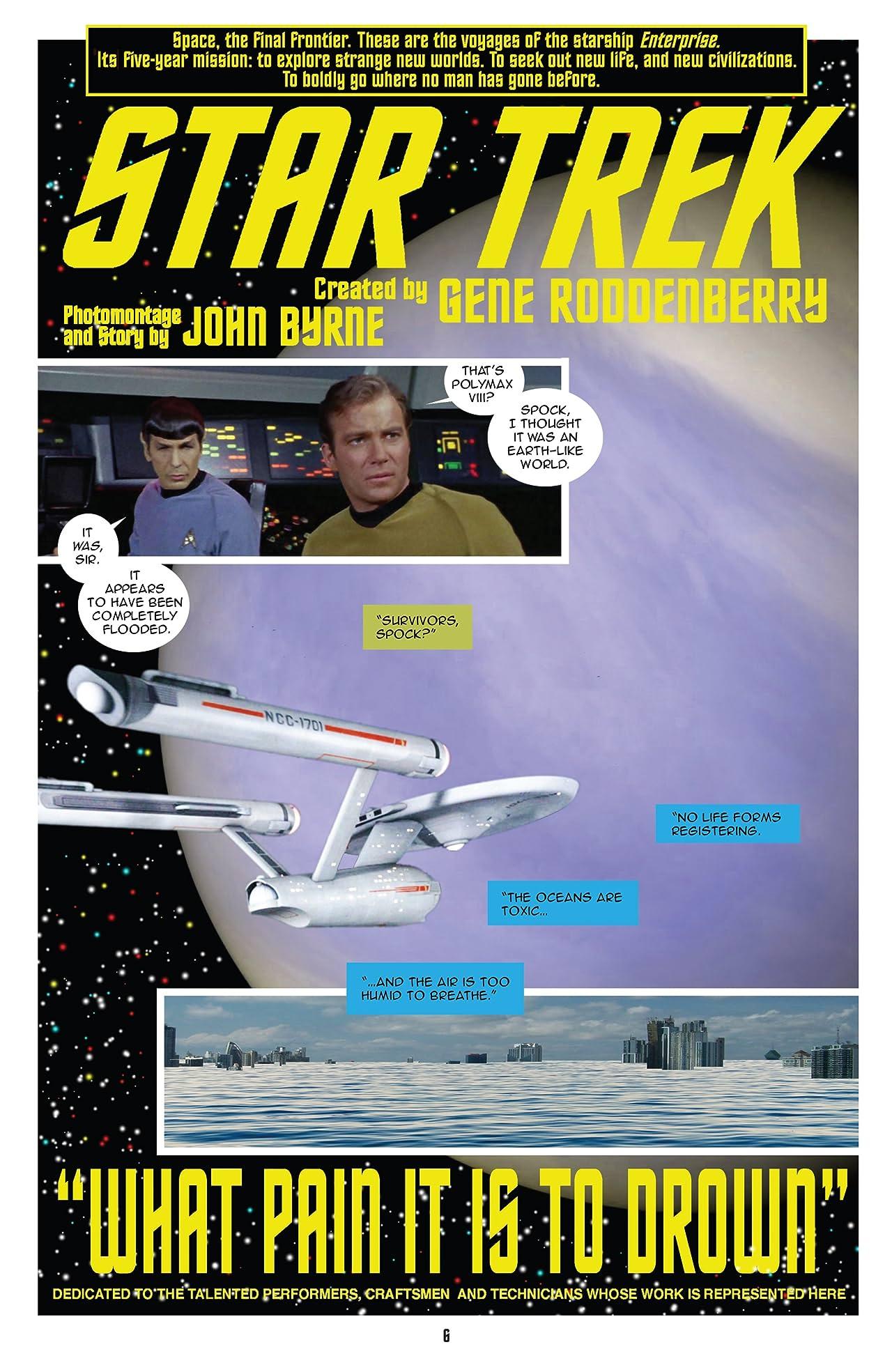 Star Trek: New Visions Vol. 7