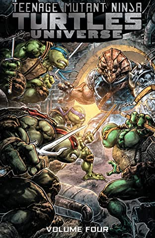 Teenage Mutant Ninja Turtles Universe Tome 4: Home