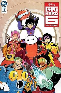 Big Hero 6: The Series #1