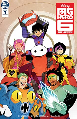 Big Hero 6: The Series No.1