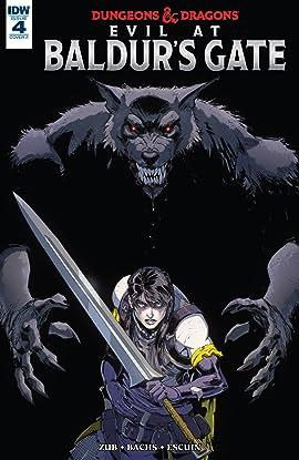 Dungeons & Dragons: Evil at Baldur's Gate #4