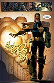 Judge Dredd: Under Siege #3 (of 4)