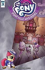 My Little Pony: Ponyville Mysteries #3