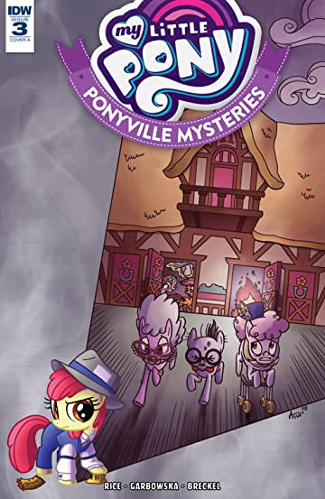 My Little Pony: Ponyville Mysteries #3
