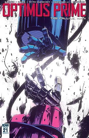 Optimus Prime #21