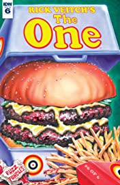 Rick Veitch's The One #6 (of 6)